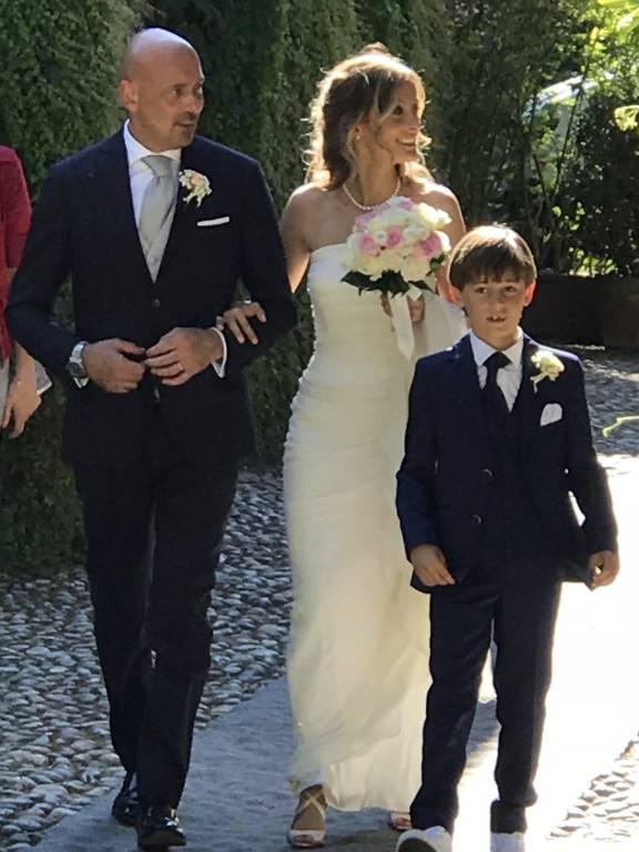 Matrimonio Con due testimoni molto speciali