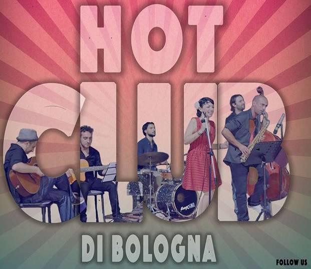 HOT CLUB di Bologna in Funivia per una serata di swing