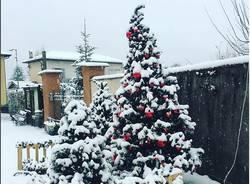 Auguri di Natale in piazza