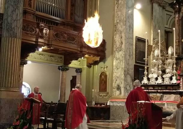 Annuncio durante la Patronale: arriva due nuovi sacerdoti