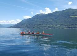 Il tour remiero del Lago Maggiore