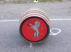 Castiglione Olona - Palio 2018 Corsa delle botti