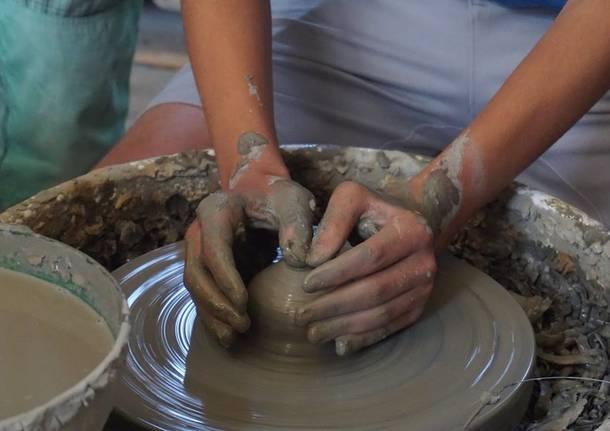 ceramica lavorazione
