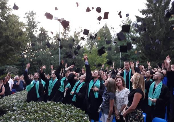 festa dei diplomi Its Incom