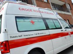 Festa di bizzozero, ambulanza nuova