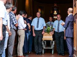gabriele galante funerale