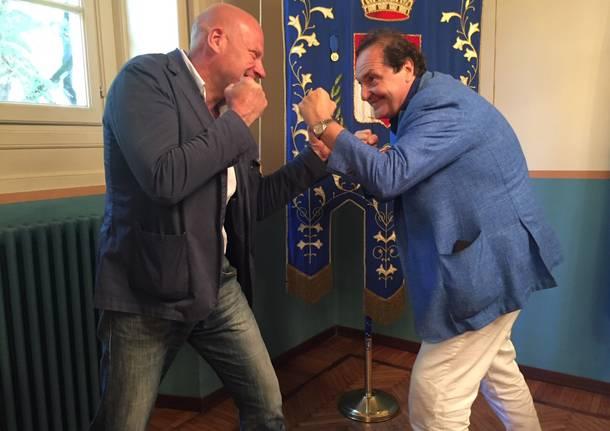 gigi farioli livio grandis master boxe