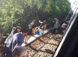 guasto treno legnano