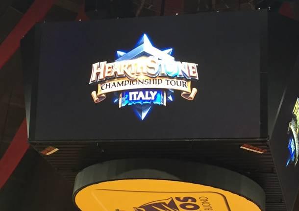 Hearthstone Varese 2018