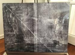 Il De Chirico nascosto sotto un altro quadro