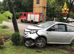 incidente brebbia