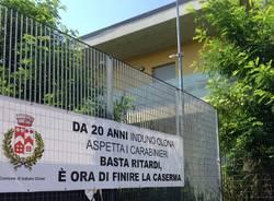 Induno Olona - Caserma Carabinieri giugno 2018