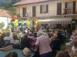 La festa per il Centro Anziani di Samarate