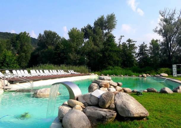 Bio piscina l 39 oasi del lago di comabbio varesenews for Bio piscina