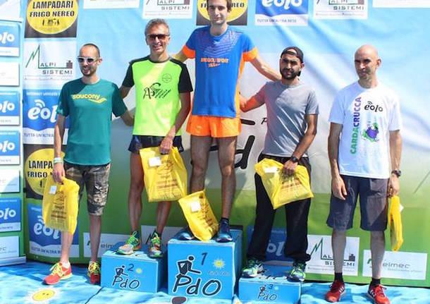matteo borgnolo podismo piede d'oro 2018 samaraa da cursa