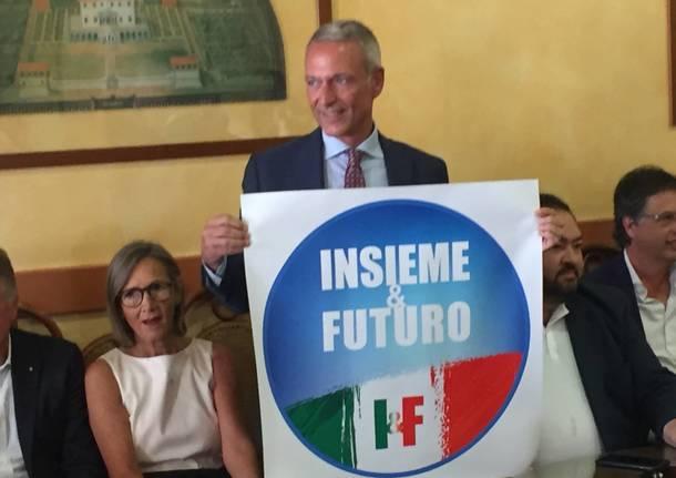 "Nasce Insieme & Futuro, associazione ""dedicata al centrodestra"""