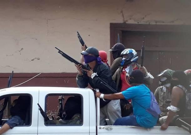 Nicaragua: oltre 300 morti
