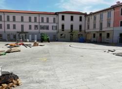 PIazza Vittorio Emanuele, a che punto sono i lavori