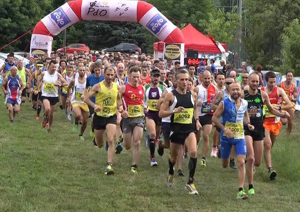 piede d'oro golasecca run for avis 2017 partenza
