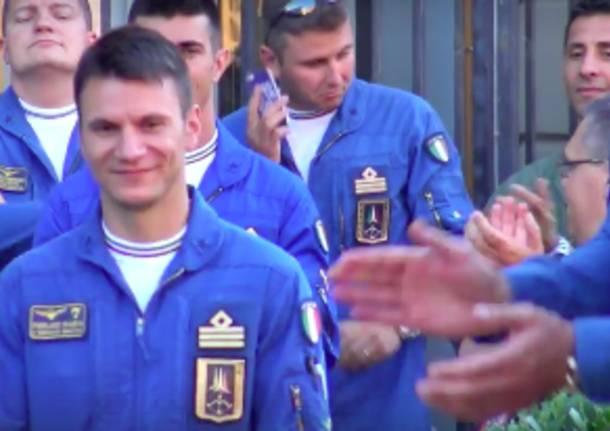 piloti frecce tricolori