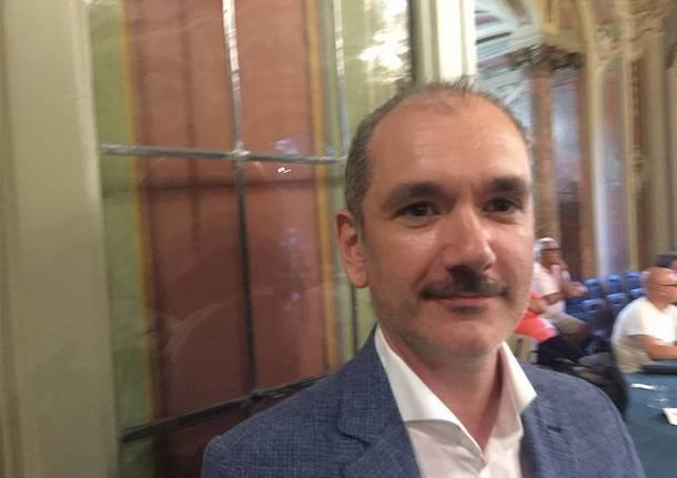 Primo consiglio comunale per Lorenzo Macchi