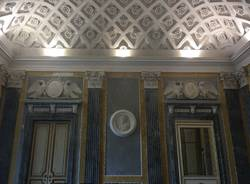 sala dei papi villa castelbarco casciago