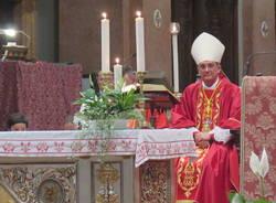 San Cristoforo Gallarate 2018, Monsignor Ivano Valagussa