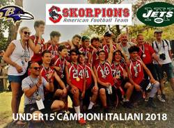 skorpions under 15