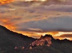 Tramonto al Sacro Monte
