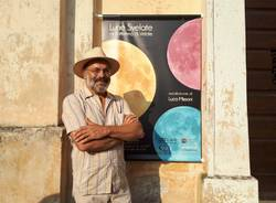 Una luna in battistero con Luca Missoni