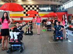 Wheelchair GP Induno Olona