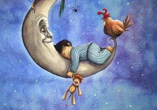 Le Favole Della Buonanotte Si Raccontano Sotto Le Stelle