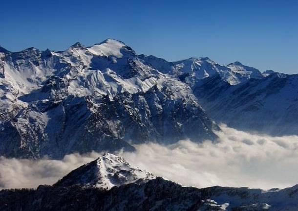 Tragedia in montagna, muoiono due alpinisti del Mendrisiotto