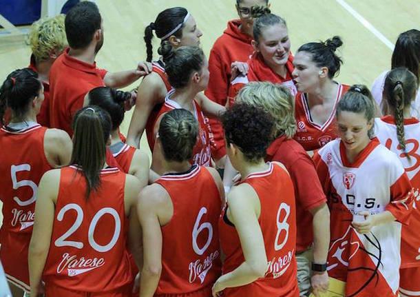 basket pallacanestro femminile 95 varese