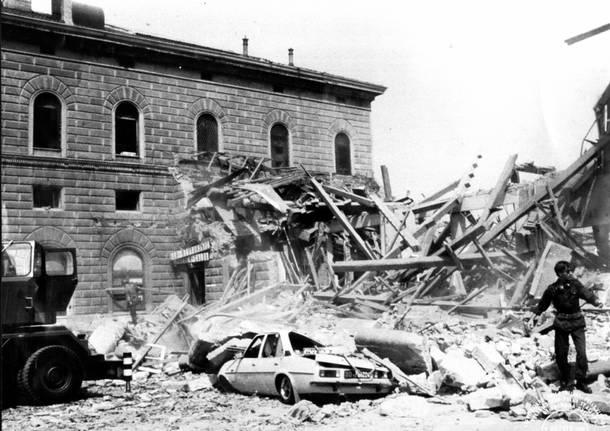 Bologna - strage stazione 2 agosto 1980