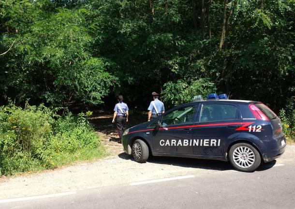 carabinieri spaccio bosco rugareto