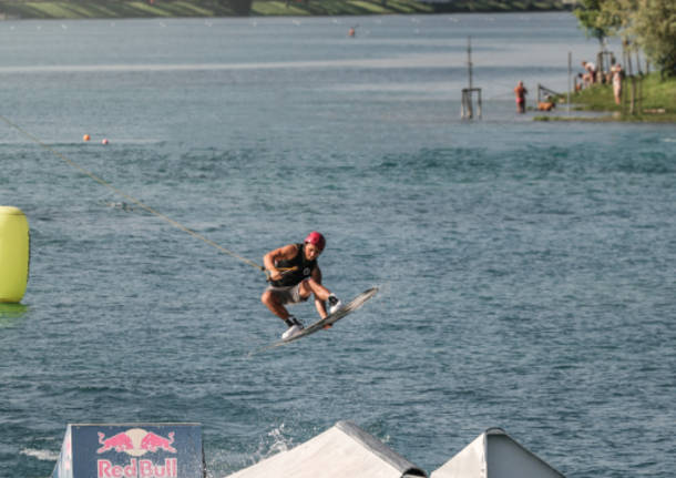Wakeboard all'idroscalo
