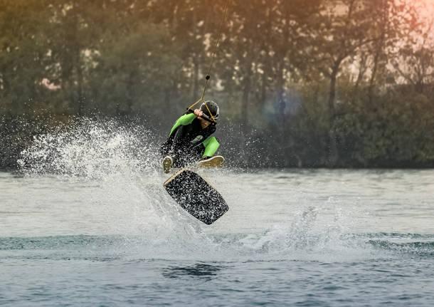 Wakeboard all\'idroscalo