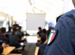 Campo scuola protezione civile