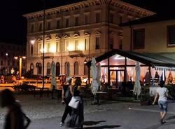 Una sera a Luino