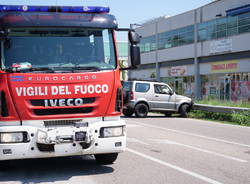 Incidente a Gazzada Schianno