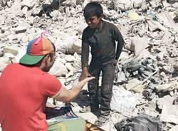 Claun Pimpa in Siria