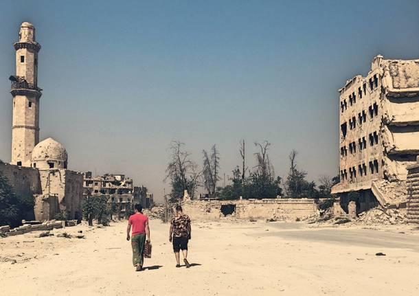 Il Claun Pimpa tra i bimbi della Siria