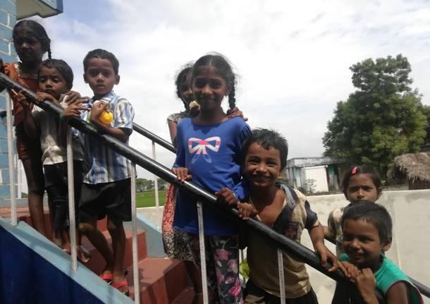 Da bosto all'India: prima tappa