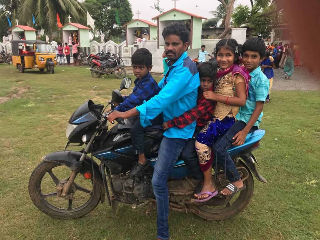 Da Bosto all'India: seconda tappa
