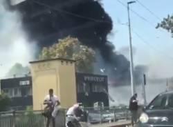 Esplosione Bologna A14