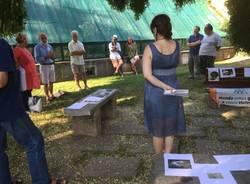 Gli Alberi della Pace di Hiroshima e Nagasaki a Comerio