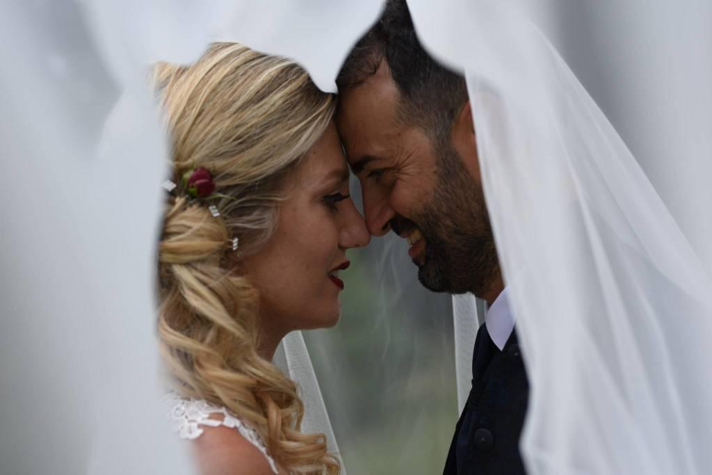 Il matrimonio di Simona Grandi
