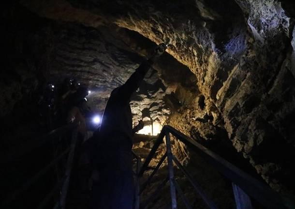 La messa di Ferragosto alla grotta Remeron