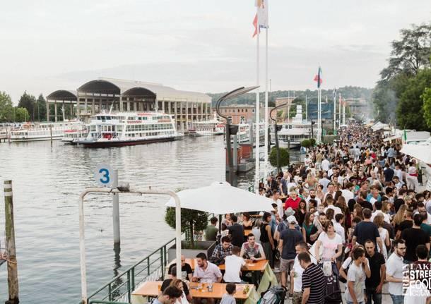 lake street food festival